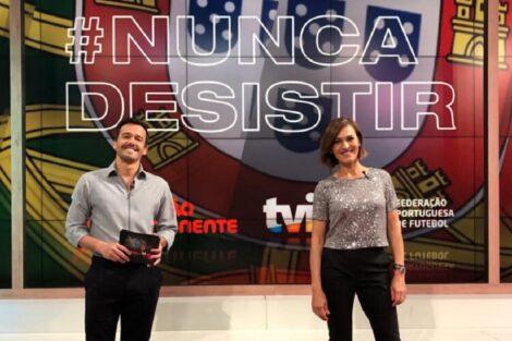Pedro Teixeira Fatima Lopes Fátima Lopes Criticada Durante Emissão Do 'Nunca Desistir'