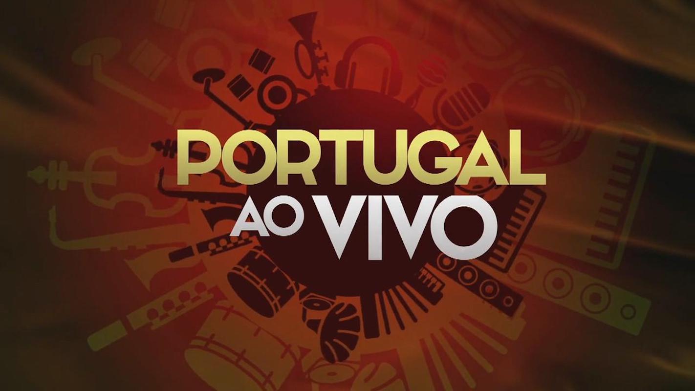 Portugal Ao Vivo 'Portugal Ao Vivo' Tvi Dá Música Aos Portugueses Este Domingo