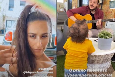 Rita Pereira Rita Pereira Visita Familiares Três Dias Após O Fim Do Estado De Emergência