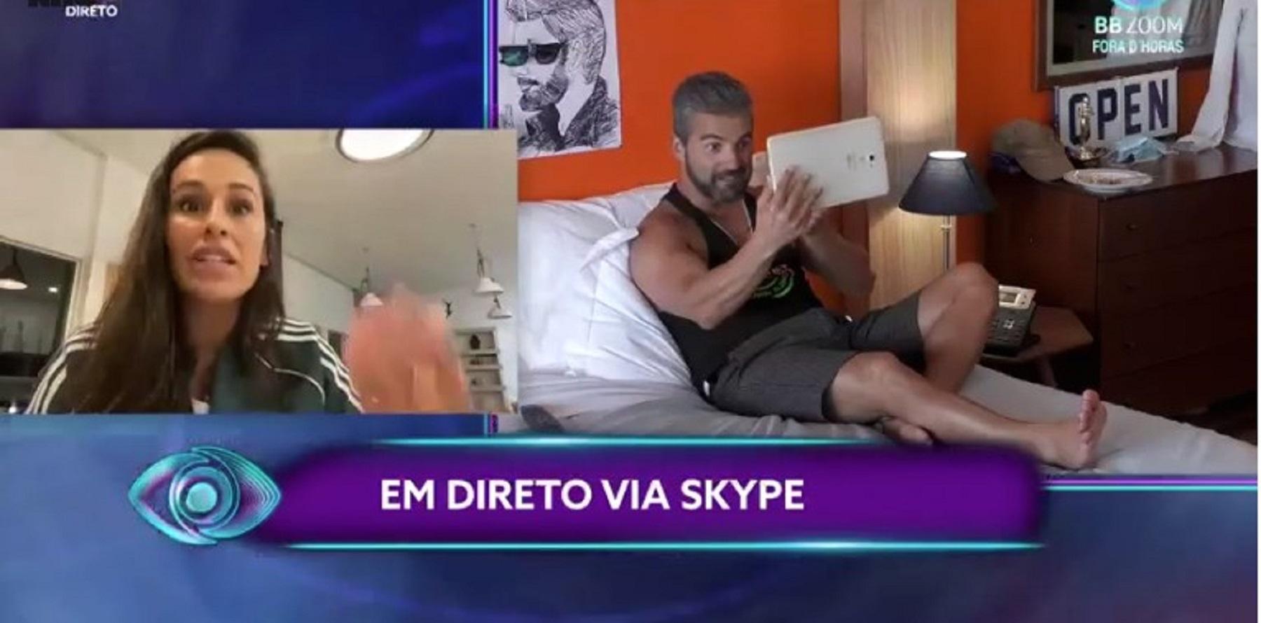 Rita Pereira Helder 'Big Brother 2020'. Rita Pereira Revela O Que Não Suporta No Concorrente Hélder