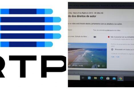 Rtp Direitos Telescola. Rtp Apodera-Se Indevidamente Dos Direitos De Vídeos De Autor Português No Youtube