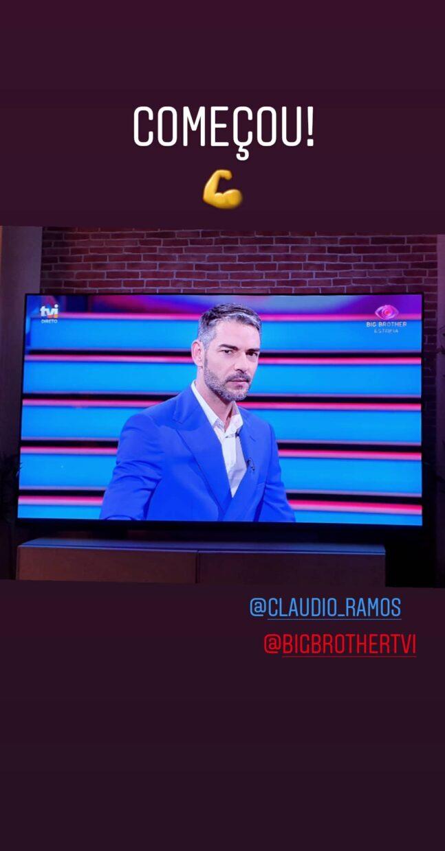 Sardanisco 96521632 327477691574816 8619841733153828721 N Namorado De Cláudio Ramos Bem Atento À Estreia Do 'Big Brother'