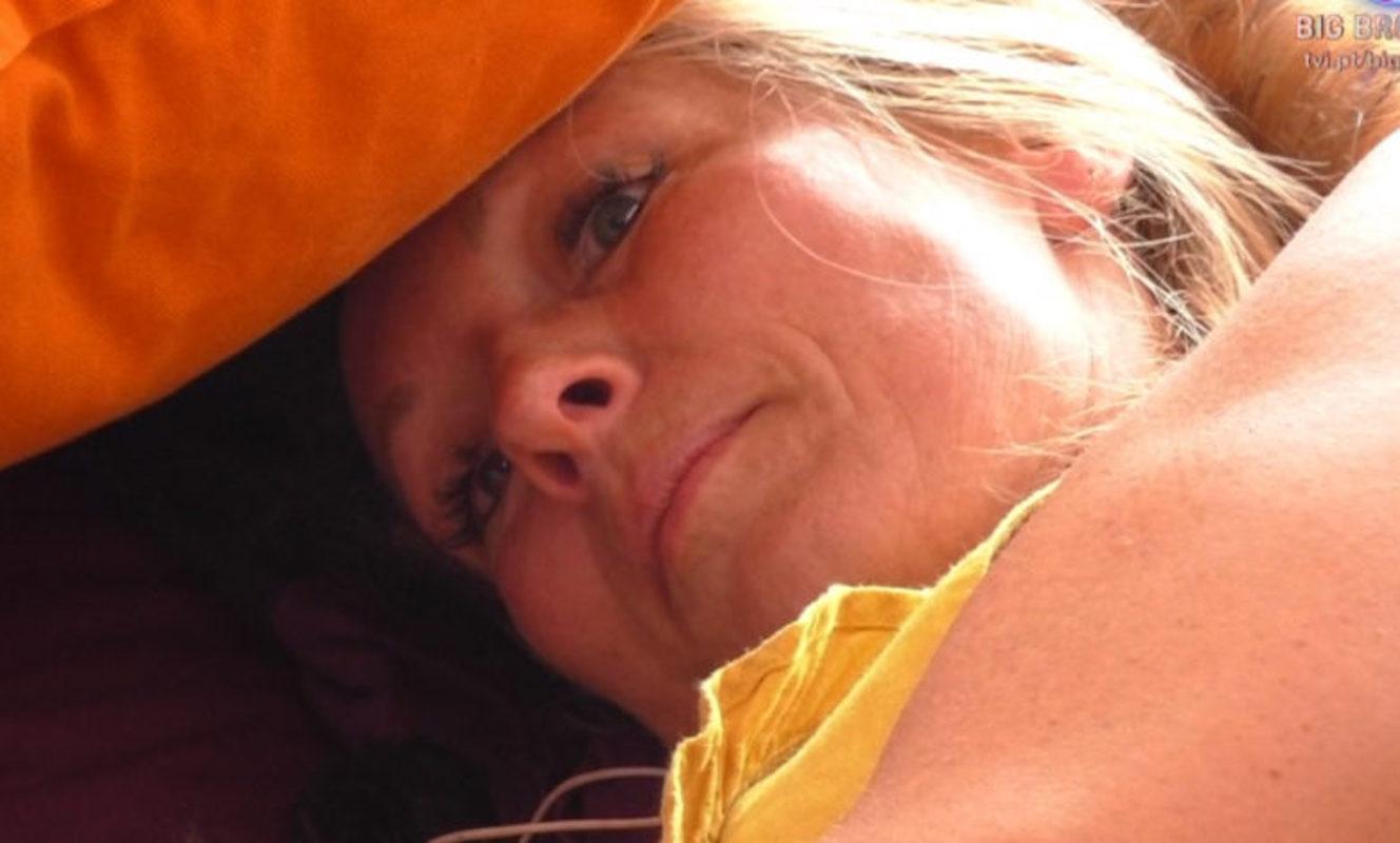 Teresa Big Brother 1 Big Brother! Em Lágrimas, Teresa Explode E Quer Sair: &Quot;Aqui É Só Palhaços&Quot;