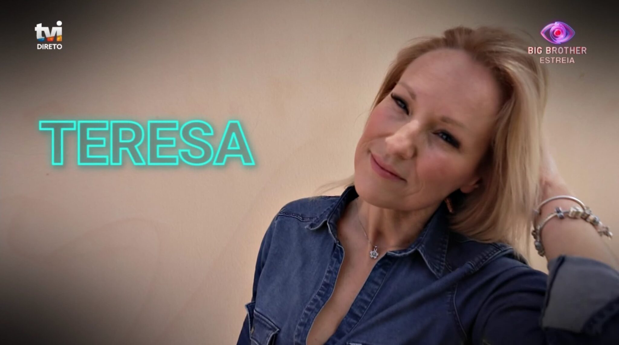 Teresa Big Brother Scaled Teresa E Renato. Conheça Os Novos Concorrentes Do Big Brother 2020