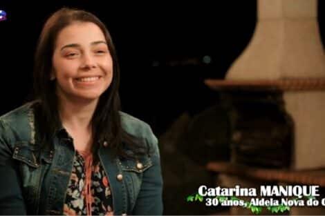 Catarina Manique Agricultor Agricultora Catarina Manique: &Quot;O Mais Provável Era Eu Sair Dentro De 4 Tábuas&Quot;