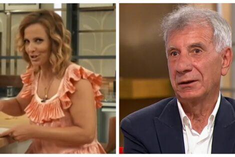 """Cristina Ferreira Antonio Teixeira António Teixeira Surpreendido Por Cristina Ferreira: """"Ele É Mesmo Dos Bons"""""""