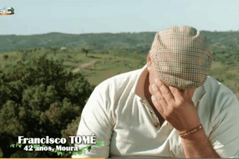 Francisco Tome Agricultor Emocionado Apaixonado Por Maria João, Francisco Tomé Vive Dias Negros Por Causa Da Ex-Mulher