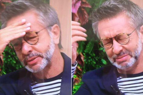 Joaquim Sousa Martins Joaquim Sousa Martins Desfaz-Se Em Lágrimas Ao Revelar Que Pai Morreu Há Três Dias