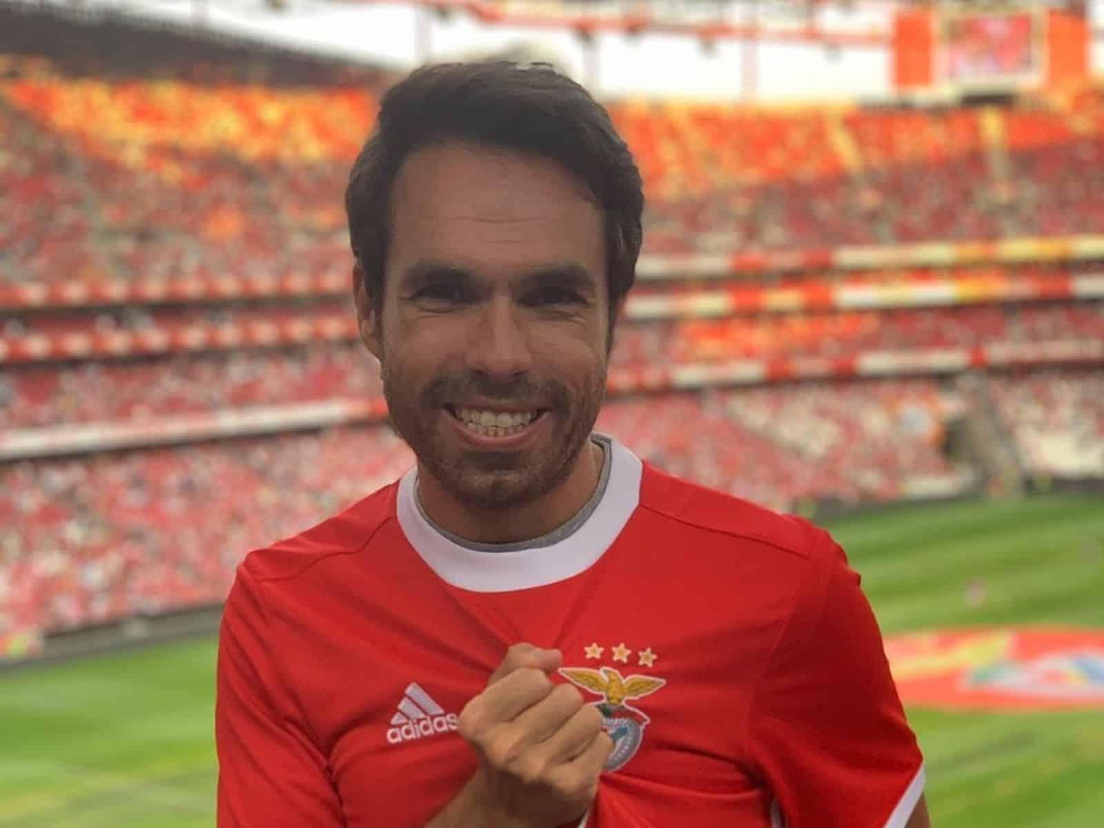 Ricardo Martins Pereira Marido De 'Pipoca Mais Doce' Anuncia Candidatura À Presidência Do Benfica