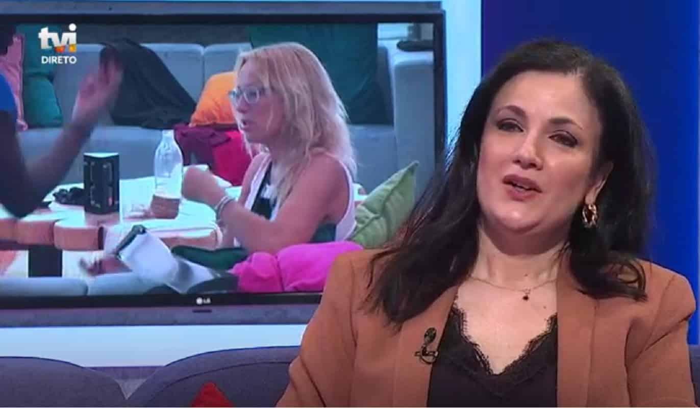 """Teresa Paulo Marques Big Brother. 'Supernanny' Sobre Hélder: """"Vai Ser Uma Pena Se Ele Sair"""""""