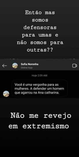Ana Arrebentinha &Quot;É Uma Vergonha Para As Mulheres&Quot;. Ana Arrebentinha Reage A Crítica De Fã