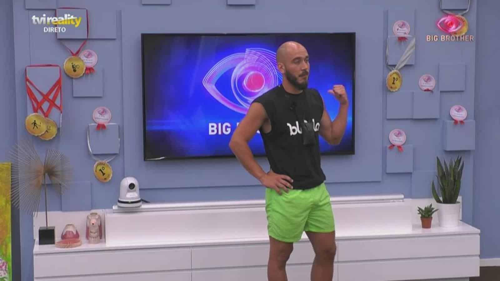 Big Brother Daniel Monteiro Big Brother: Daniel Monteiro Reclama Com Diogo: &Quot;Quando Falo, Vão Ter Que Cumprir&Quot;