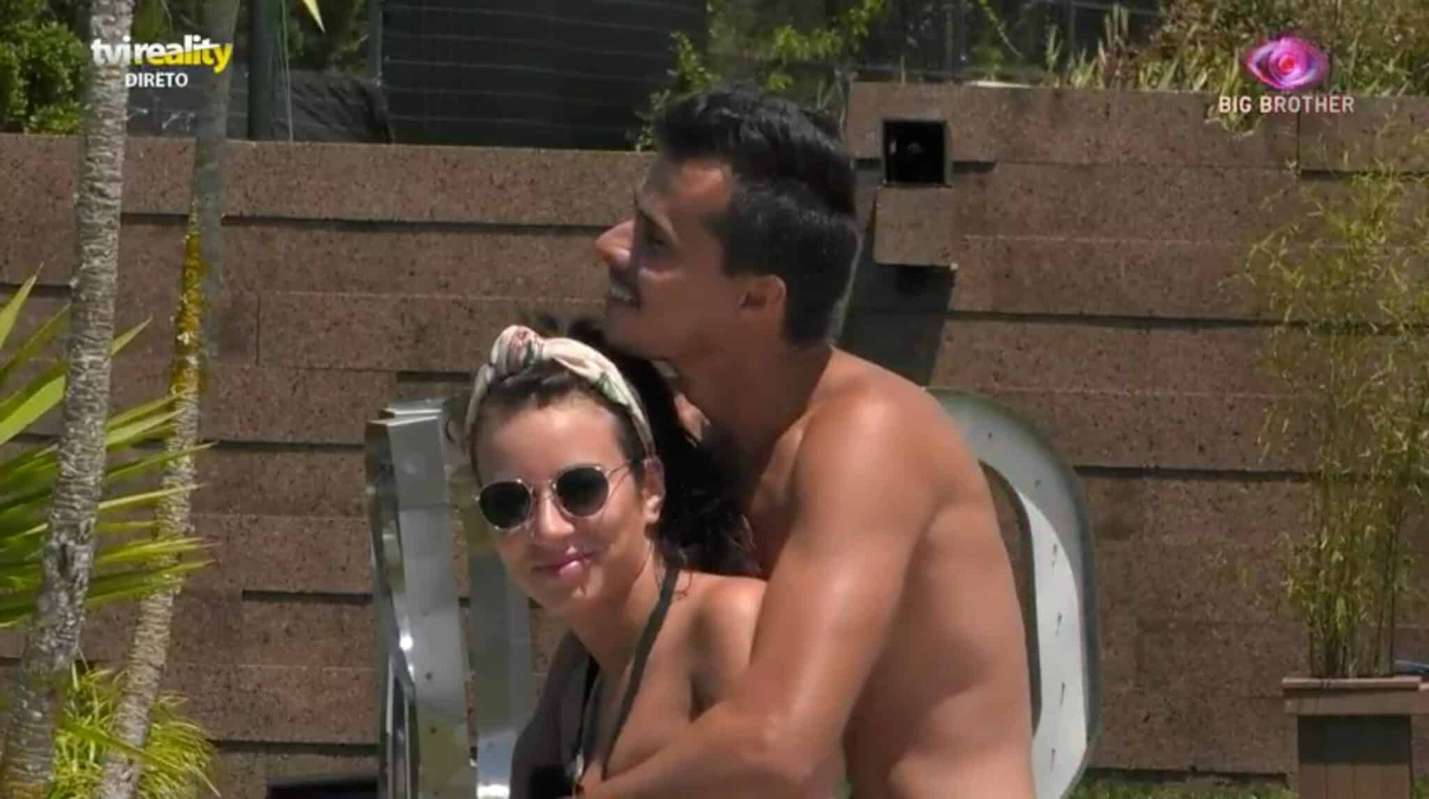 Big Brother Jessica Pedro Alves 1 Scaled Big Brother. Jéssica Recebe Avião Com Recado Sobre Pedro Alves