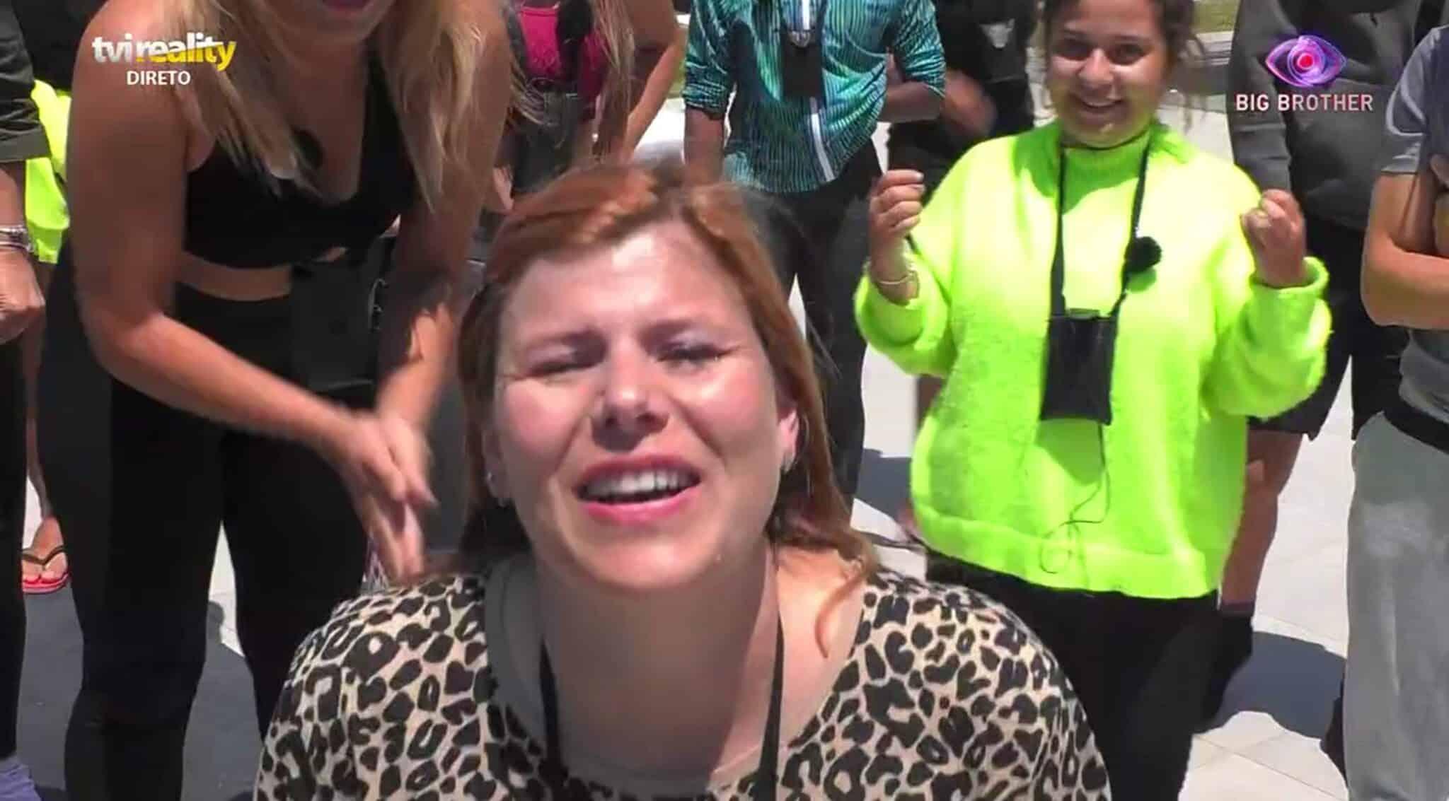 Big Brother Noelia Pedida Casamento 2 Scaled Emoção! Noélia Pedida Em Casamento No 'Big Brother'