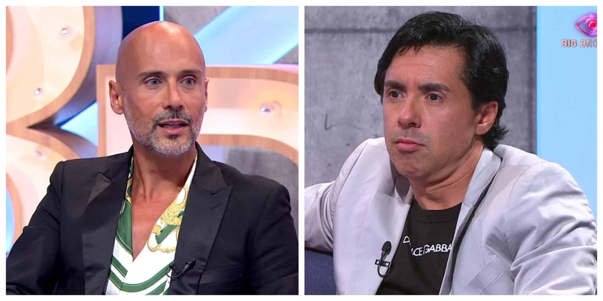 """Big Brother Pedro Crispim Pedro Soa Scaled Pedro Crispim Para Pedro Soá: """"Acho Que Existe Alguma Bipolaridade Comportamental"""""""