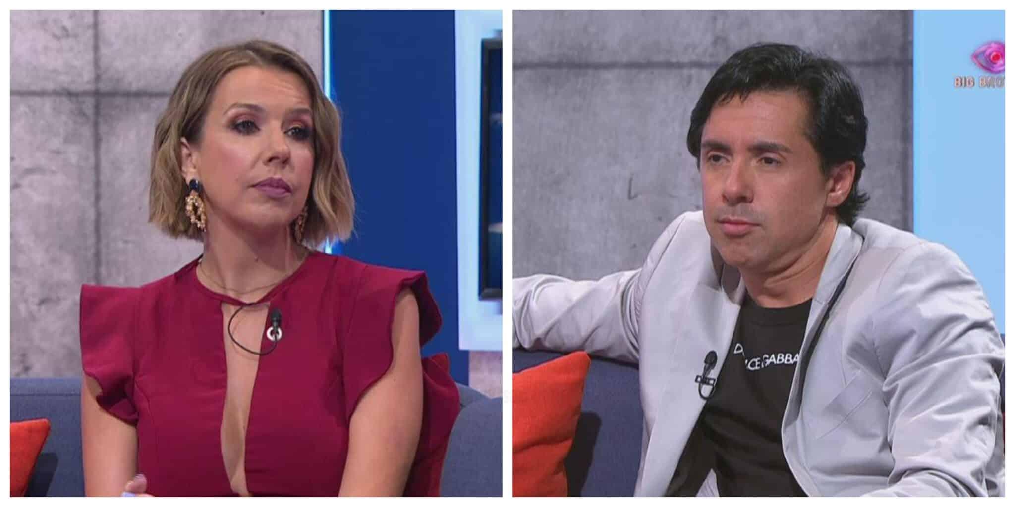 Ana Garcia Martins, Pedro Soá, Big Brother, A Pipoca Mais Doce