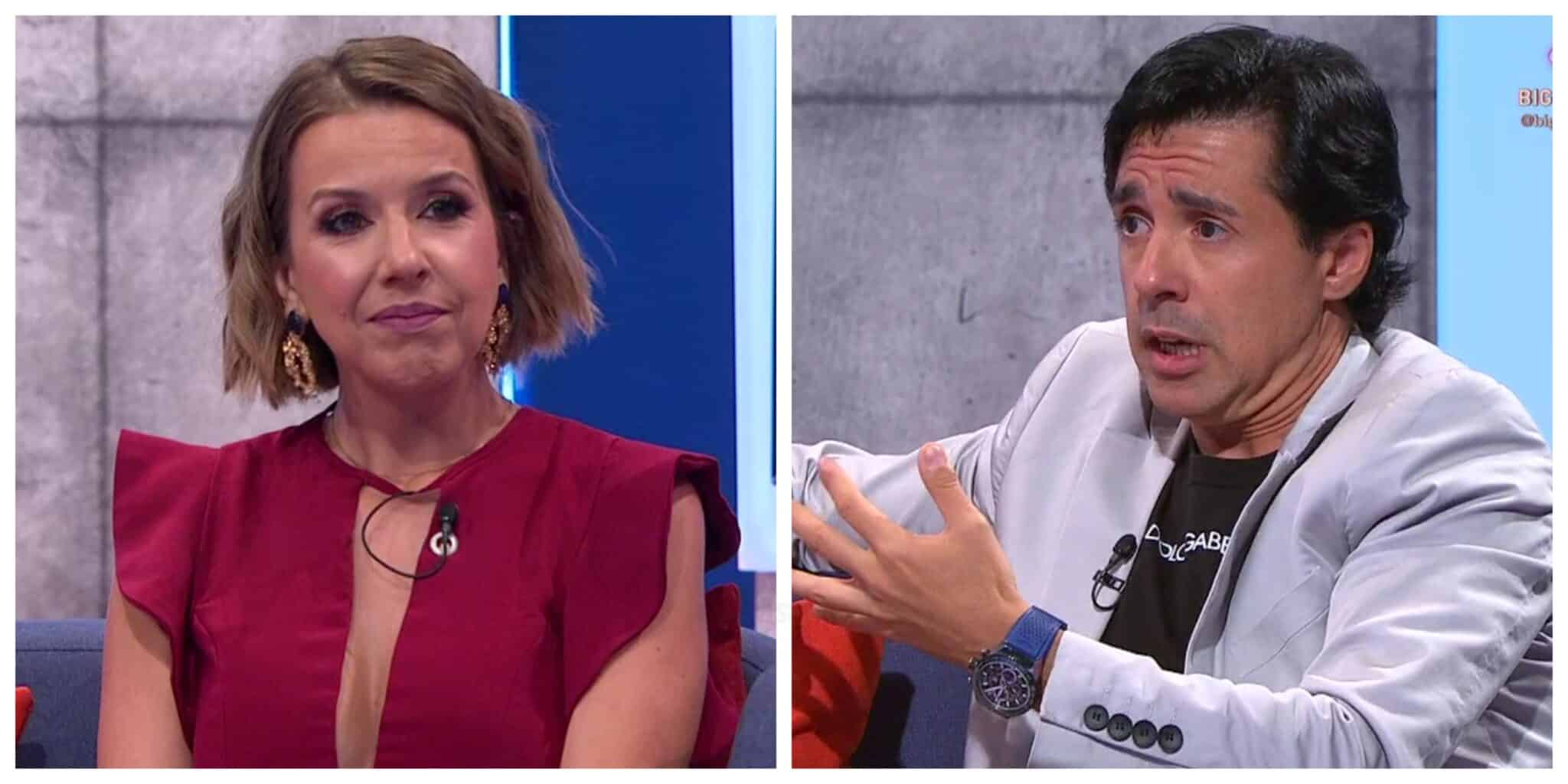 Big Brother Pipoca Mais Doce Pedro Soa Scaled Pedro Soá Sobre Pipoca Mais Doce: &Quot;A Burra Está A Ser Ela&Quot;