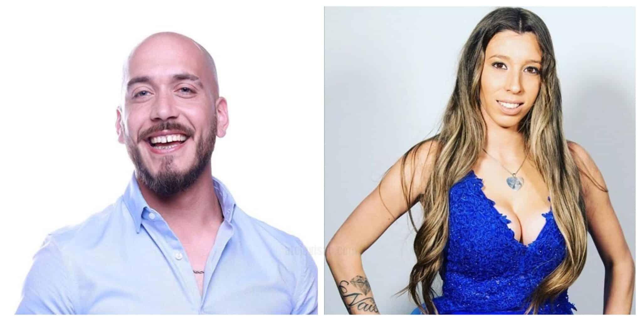 Big Brother Sonia Daniel Monteiro Scaled Afinal, Sónia E Daniel Monteiro Já Se Conheciam Antes Do 'Big Brother'