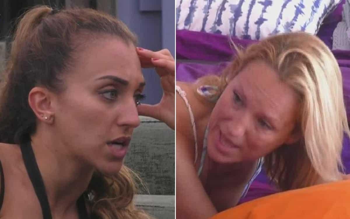 Iury Teresa Big Brother 2020 Big Brother! Sofia Sousa Critica Iury E Defende Teresa Dos Ataques Da Família Da Jovem