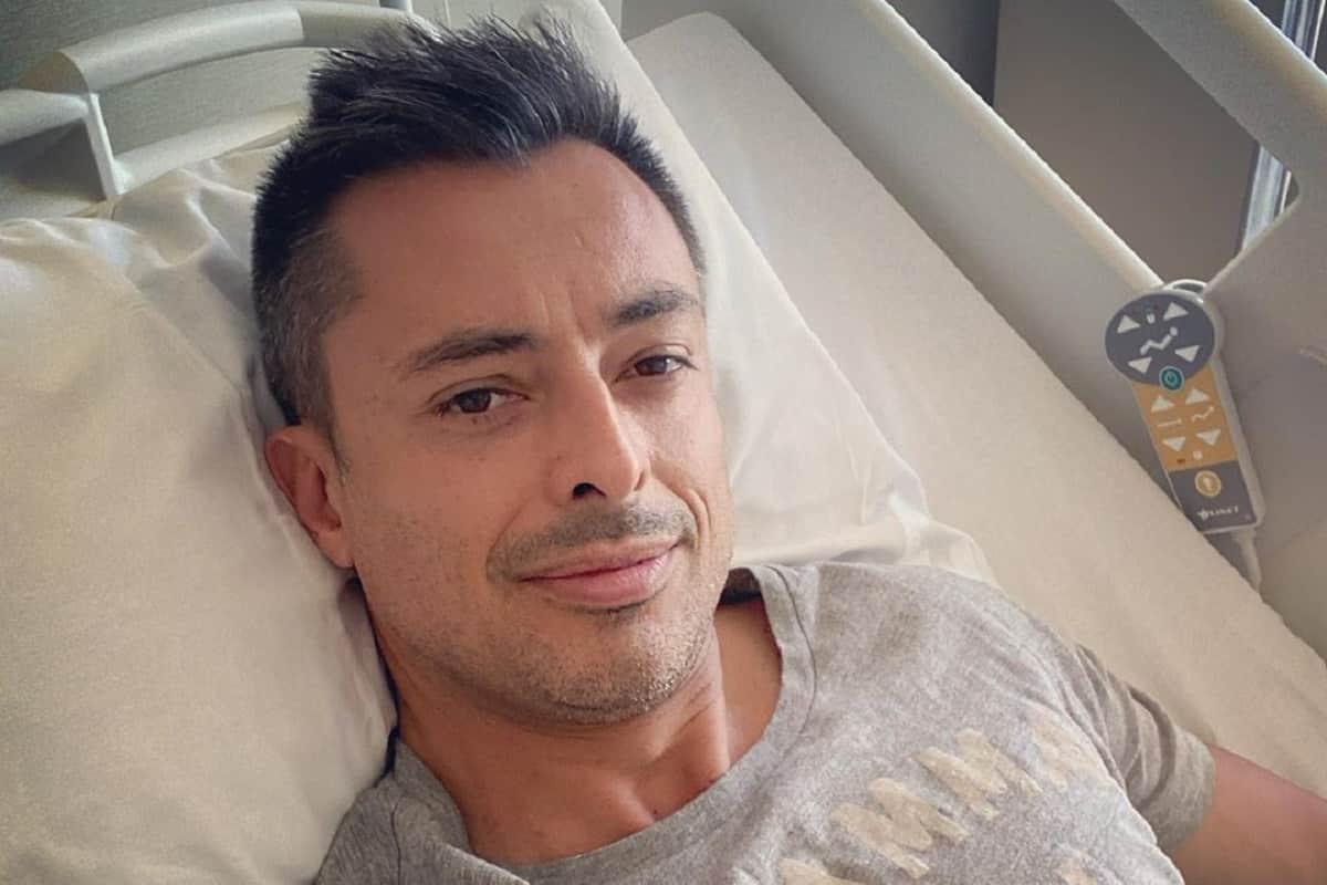 Luis Maia Repórter Do 'Programa Da Cristina' Submetido A Uma Cirurgia