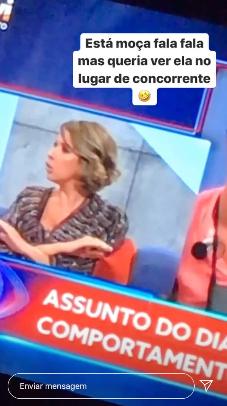 Luis Nascimento Pipoca Mais Doce Irmão De Cláudio Ramos Sobre 'Pipoca Mais Doce': &Quot;Esta Moça Fala Fala...&Quot;