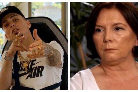 """Mota Jr Mae Mãe De Rapper Assassinado Abre O Coração: """"Eles Voltaram Para Trás, Mas Fugiram"""""""