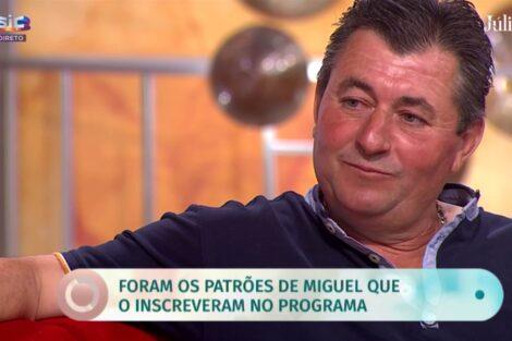 """Quem Quer Namorar Com O Agricultor Miguel Sic. Agricultor Miguel Carvalho Fala Sobre Impacto Da Fama: """"Vendem A Mentira&Quot;"""
