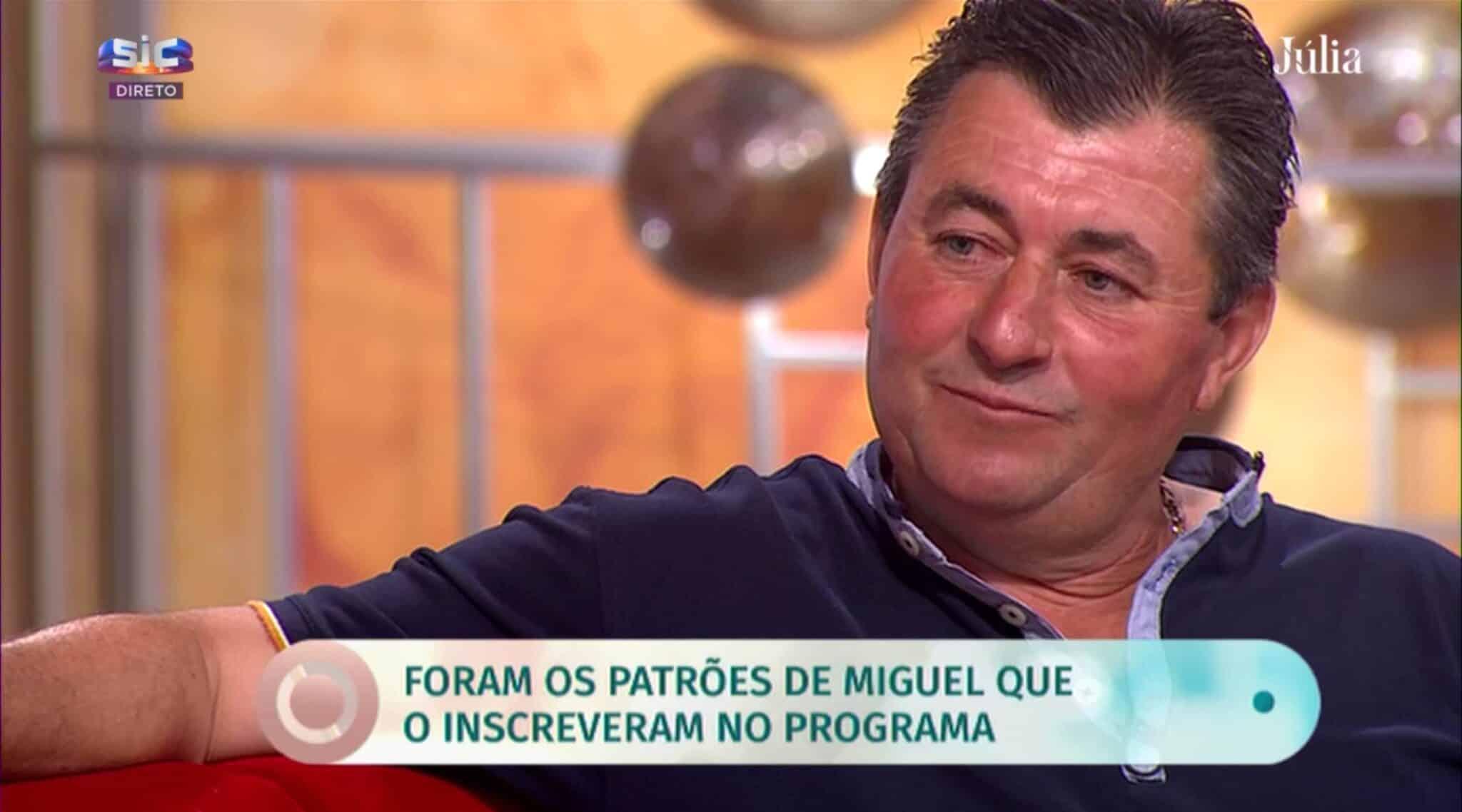 """Quem Quer Namorar Com O Agricultor Miguel Scaled Sic. Agricultor Miguel Carvalho Fala Sobre Impacto Da Fama: """"Vendem A Mentira&Quot;"""