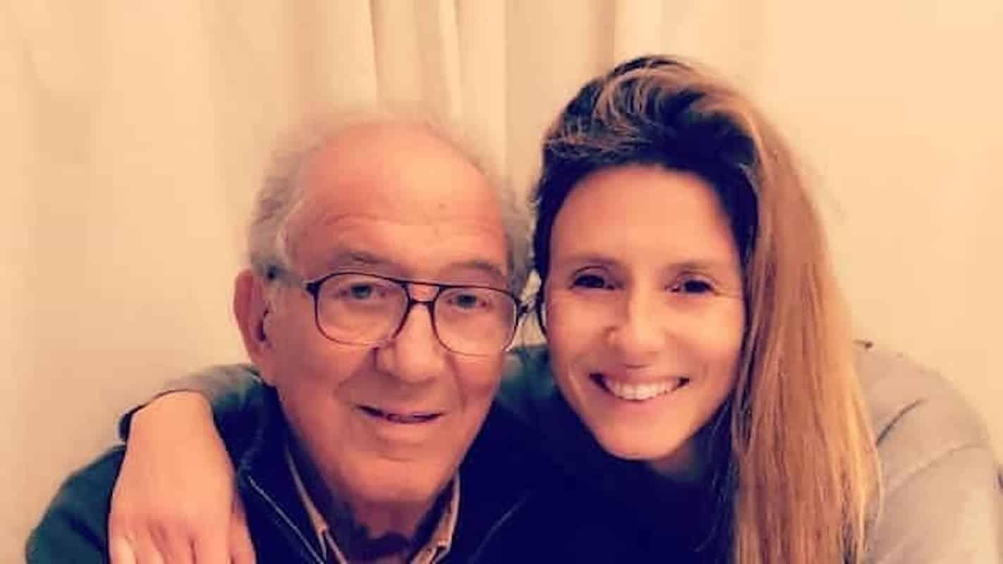 Sofia Cerveira Pai Um Mês Após A Perda Do Pai, Sofia Cerveira Presta Sentida Homenagem