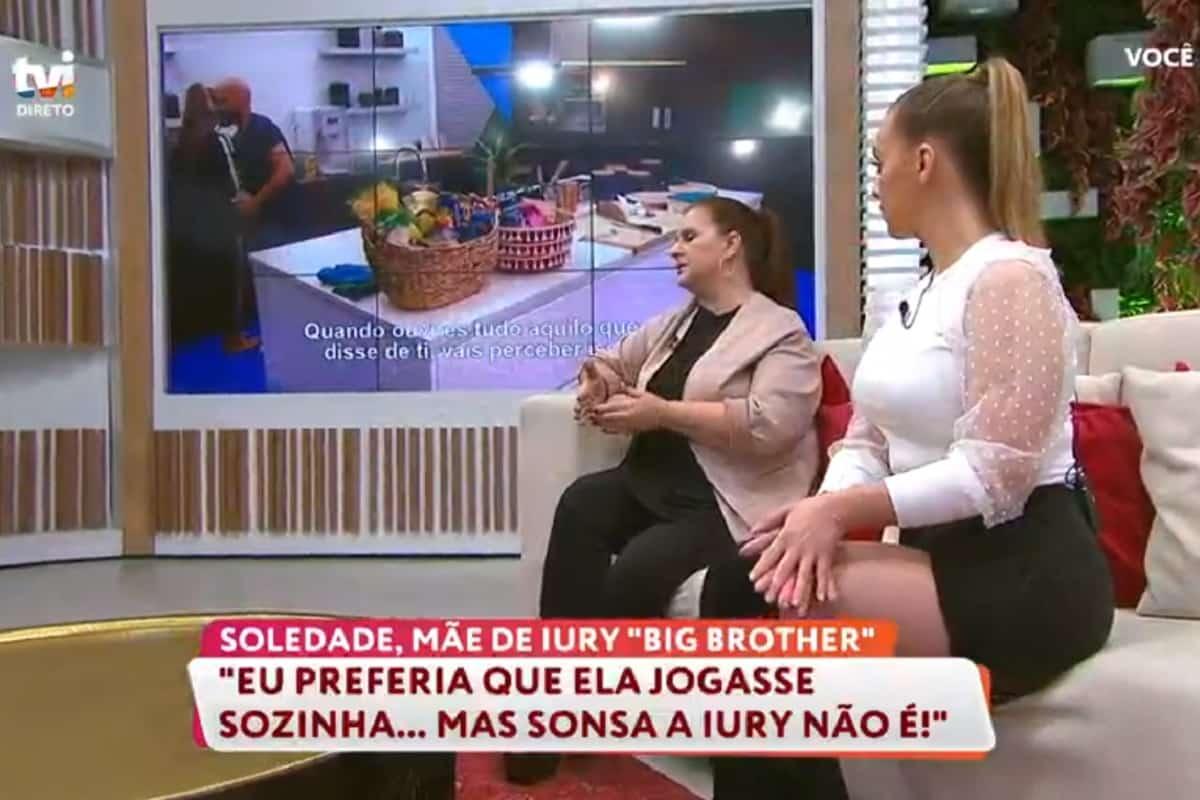 Soledade Iury Voce Na Tv Big Brother 2020 Família De Iury Indignada Após Roubo De Identidade! Empresa Já Foi Alertada