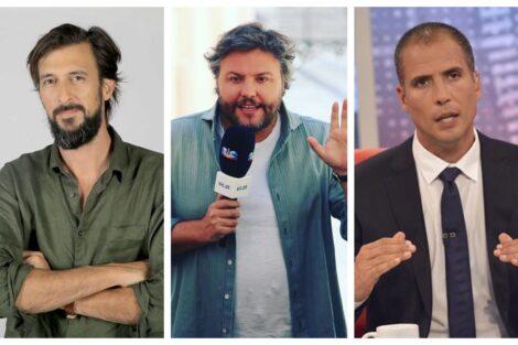 César-Mourão-Bruno-Nogueira-e-Ricardo-Araújo-Pereira