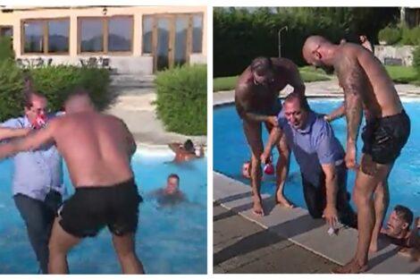 Jornalista-CMTV-atirado-piscina