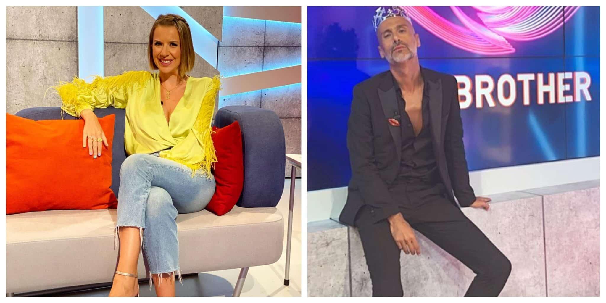 Pipoca Mais Doce, Pedro Crispim, Big Brother
