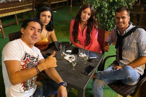 Pedro Soa Kris Pedro Alves E Jessica Nogueira