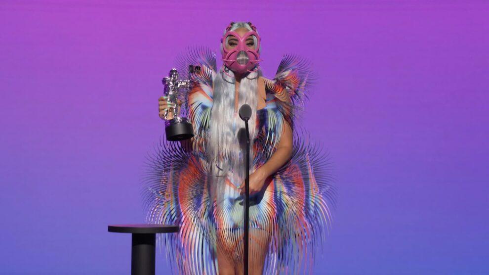 MTV VMAs 2020 Lady Gaga