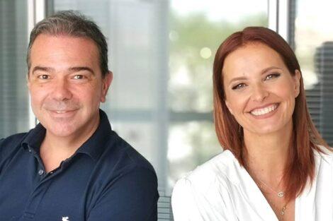 Cristina Ferreira Nuno Santos Tvi