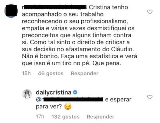 Cristina-Ferreira-Responde-Comentario