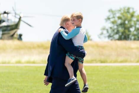 Donald-Trump-Theo-Neto-Família