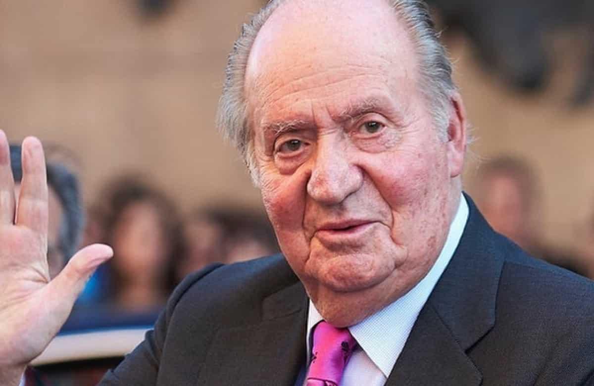 Juan Carlos De Espanha