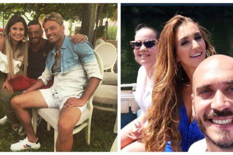 Sandrina-Iury-Daniel-Sergio-Rossi