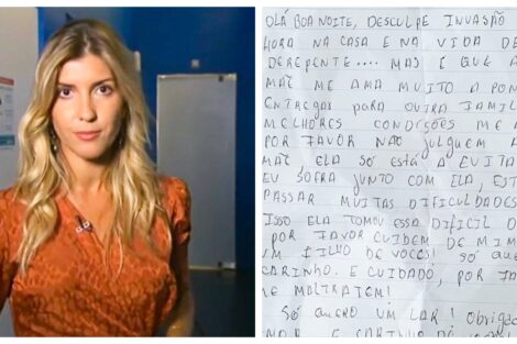 Ana Filipa Nunes Jornalista Da Sic Carta Mae