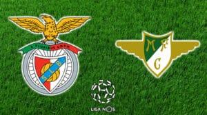 Benfica x Moreirense direto