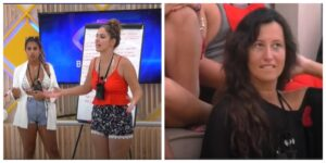 Carina colegas Big Brother
