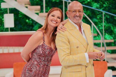Cristina Ferreira Manuel Luis Goucha