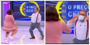 Fernando Mendes concorrente o preço certo