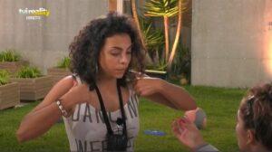 Jessica Fernandes Carina Big Brother