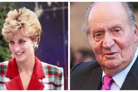 Princesa Diana Juan Carlos