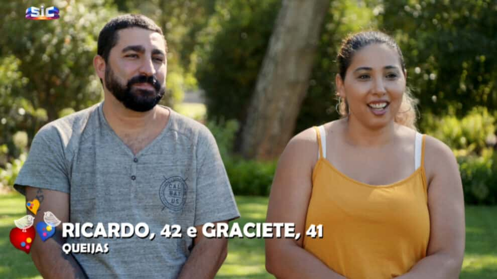 Ricardo E Graciete O Noivo É Que Sabe