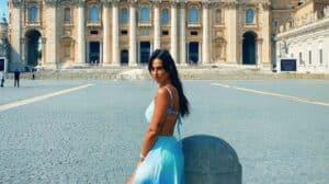 Rita Pereira Vaticano