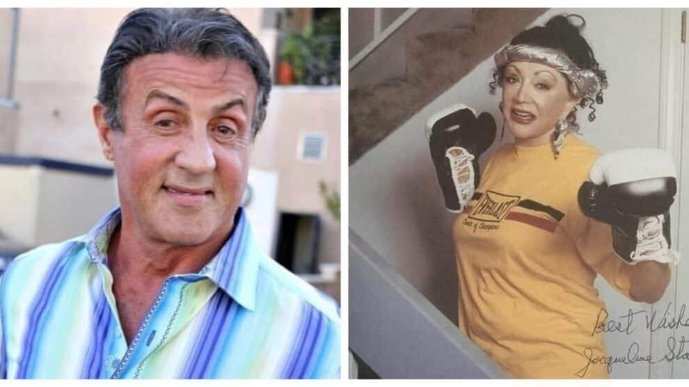 Sylvester Stallone mae